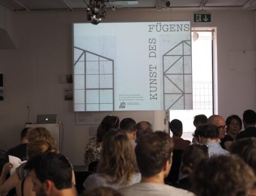 """Vernissage """"Zu Hause im Stahl"""" und Ausschreibung offener Architekturwettbewerb"""