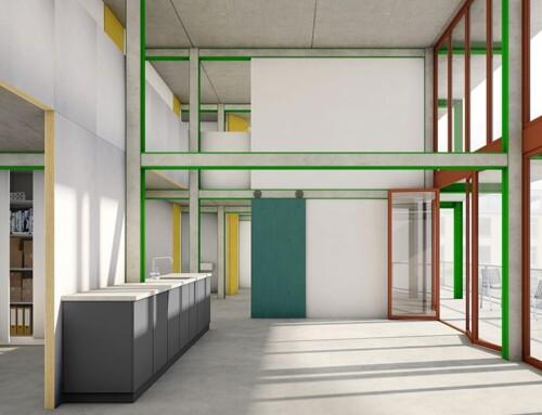 15.09.17: Vernissage + Exposition des projets du concours d'architecture